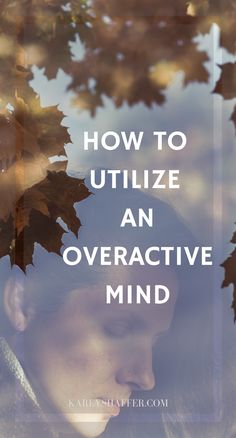 How To Utilize An Overactive Mind — Karey Shaffer Anxiety Attacks Symptoms, Anxiety Help, Meditation For Health, Meditation For Anxiety, Meditation Benefits, Guided Meditation