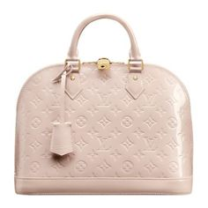 2fade87af527 louis vuitton Alma PM Top Handles Rose Angelique Monogram Vernis M90062   211.99 Louis Vuitton Alma Pm