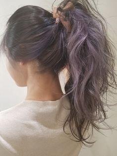 インナーカラーイルミナカラーパープル5似合わせ3Dカラー Salons, Hair Color, Long Hair Styles, Beauty, Living Rooms, Haircolor, Cosmetology, Hair Dye, Long Hairstyles