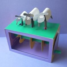 Join us for our very first Paper Automata experience. Making toys that move.out of paper! We are crafters, but total beginners to this amazing paper art. Christmas Crochet Patterns, Crochet Ornaments, Crochet Snowflakes, Crochet Christmas, Paper Folding Techniques, Card Making Techniques, Christmas Ornament Crafts, Christmas Angels, Christmas Christmas