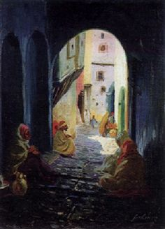 View Ruelle de la casbah dAlger by Gustave Lino on artnet. Browse upcoming and past auction lots by Gustave Lino. Art Drawings Sketches Simple, Ottoman Empire, Africa, Auction, Culture, Healthy Eating, Painting, Antique Pictures, Fine Art Paintings