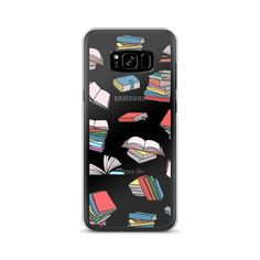 The Reading Book Lover Clear Phone Case provides just the right amount of protection for your iPhone and Galaxy devices while still allowing the beauty of your phone to show through! Iphone 7 Plus, Iphone 11, Space Doodles, The Sun Tarot, Phone Cases 7, Nature Collage, Apple Watch Bands, Samsung Galaxy S9, Book Lovers