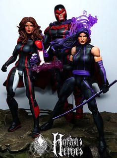 "Marvel Legends Custom MONET ST CROIX ""M"" Uncanny XMEN | Toys & Hobbies, Action Figures, Comic Book Heroes | eBay!"
