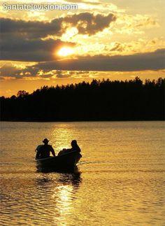 Valokuva: Suomi - tuhansien järvien maa - Suomessa yli 188 000 järveä - Järvi-Suomi - Suomen järvet
