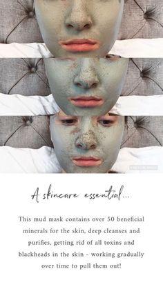 Epoch Mud Mask, Marine Mud Mask, Glacial Marine Mud, Spot Treatment, Healthy Skin Care, New Skin, Anti Aging Skin Care, Beauty Secrets, Beauty Skin