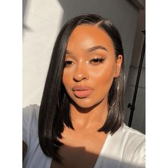 Short Lace Front Wigs, Short Bob Wigs, Short Hair Wigs, Human Hair Wigs, Front Lace, Baddie Hairstyles, Diy Hairstyles, Black Hair Bob Hairstyles, Short Straight Hairstyles
