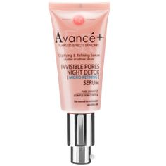 Figs & Rouge - Avancé + Invisible Pores Night Detox Serum