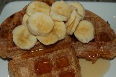 Sunday Oatday Waffles