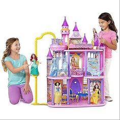 Disney Princess Ultimate Dream Castle   Kids Cool Toys