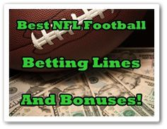 Finding the best online sports book for your style of play is extremely beneficial to winning your football wagers. When it comes to NFL football, sometimes you only need an extra point in your favor to win. But how does a player go about finding the best online sports books for football action? Easy...just follow this chart from iSeeWinners.Com and compare the typical odds that are offered from all the best sportsbooks on the web…