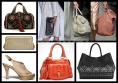 Trend Accessories: Whip Stitch - S/S 2012