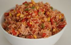 Baked tomato rice - Healthy Kids