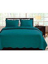 Sterling Bloom Quilt Set | linensource