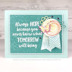 Stampin Up Paper Pumpkin, What About Tomorrow, Painted Boxes, Stamping Up, Color Themes, Small Gifts, Paper Crafts, Kit, Orange