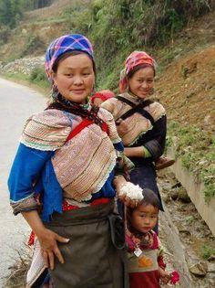 Vietnam Culture Travel: Rencontre sur la route de Sapa