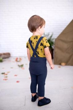 KID: Fin & Vince AW16 kids fashion collection