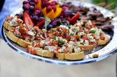 wedding reception hors d'oeuvres ideas | Wedding Reception Appetizers and Hors d'oeuvres ♥ LDS Wedding ...