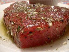 Spicy Rub for Tuna Steaks