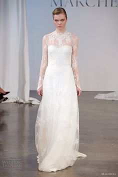 Marchesa Bridal Spring 2014 Wedding Dresses | Wedding Inspirasi