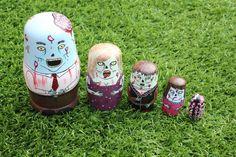 Matrioska Zombies