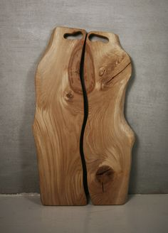 Couple of huge cutting boards - man & woman.   Material: Oak treated with oil and wax. #Jilacarpentry #wood #kitchendesign #cuttingboard #interiordesign #woodwork