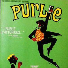 Purlie  The Original Broadway Cast Recording Gary Geld