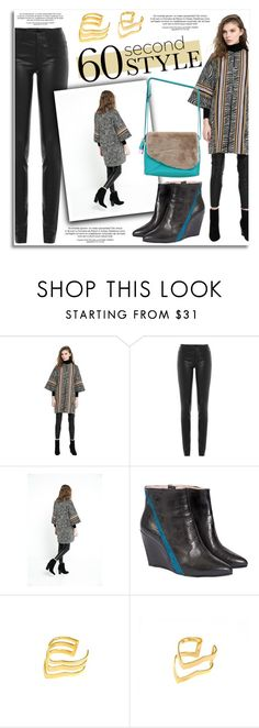 """""""60-Second Style: Ombre Effect"""" by kreateurs ❤ liked on Polyvore featuring Helmut Lang, ombre, contestentry, 60secondstyle and kreateurs"""