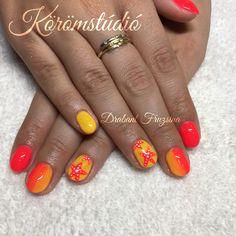 #summer #summernails #nails #nail #műköröm #mukorom #műkörmös #géllakk #gellakk #gellac #nailart #naildesign