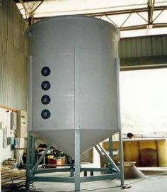 Industrial FRP tanks by Kshama Agro, get best FRP tanks as per your custom requirement.