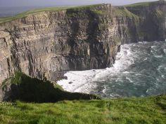 Rolling Cliffs of Ireland