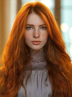 """♨️CS♨️♪ """"Discover tons of gorgeous redhead on Bonjour-la-Rousse """" Beautiful Red Hair, Gorgeous Redhead, Beautiful Eyes, Beautiful Freckles, Beautiful Pictures, Beautiful Beautiful, Redheads Freckles, Red Hair Woman, Red Hair Female"""