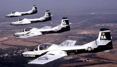 T-37...the most efficient convertor of fuel to noise.
