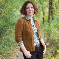 Check out Amy Herzog Designs Acorn Trail PDF at WEBS | Yarn.com.