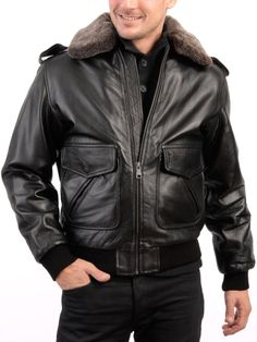 Mens Leather Bomber Jacket. Walzar Leathers is more than a jacket. Walzar Leathers is an attitude.