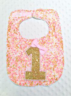 My 1st Birthday Bib Baby 39 Best Luna And Bean First Bibs Images