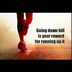 Running motivation  RunningOnJuice.com  #quotes #MentalJuice #running
