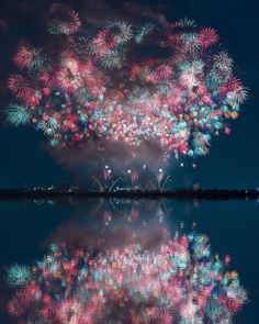 A photographer captures the beauty of fireworks in Japan | Ufunk.net