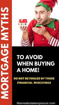 Do you know the most common mortgage myths when buying a home? See how to separate fact from fiction in the article at Maximum Real Estate Exposure. Don't let these myths stop you from buying a home. Buying A Condo, Home Buying Tips, Home Buying Process, Real Estate Articles, Real Estate Information, Real Estate Tips, Fha Mortgage, Mortgage Tips, Adjustable Rate Mortgage