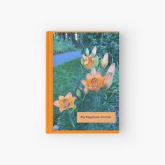My Happiness Journal Orange Lilies by HappinessJ Lilies, My Photos, Happiness, Journal, Orange, Drawings, Creative, Happy, Pictures