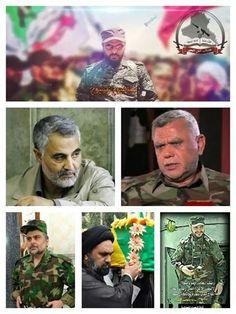 ابطال المقاومة في العراق