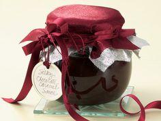 Silky Chocolate-Caramel Sauce #HomemadeGift #DIY