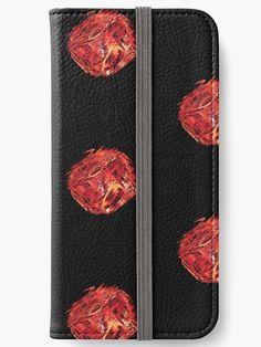 """Rott'n"" iPhone Wallet by Asmo Turunen. #design #iphonewallet #iphonecase #atcreativevisuals"