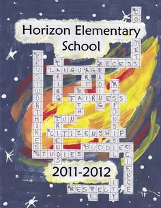 elementary yearbook page ideas | 2011-12 Yearbook Cover Contest Winners!