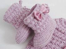 Scarpe morbide e comode bambina in colore lavanda