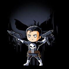 Vengeance t-shirt Marvel TeeTurtle