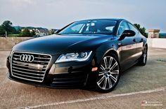 2012 Audi A7 - Beauty on wheels.