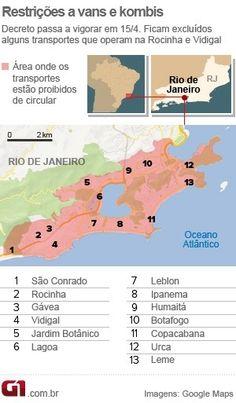Protesto contra proibição de vans causa lentidão na Zona Sul do Rio | Manifestantes seguiram pela Autoestrada Lagoa-Barra a partir da Rocinha. Medida da Prefeitura passou a valer nesta segunda-feira (15). http://mmanchete.blogspot.com.br/2013/04/protesto-contra-proibicao-de-vans-causa.html#.UWwrV7VQGSo