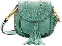 Meghan Markle's Green De Mellier Handbag   POPSUGAR Fashion
