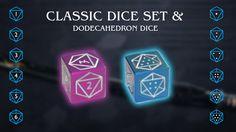 Classic Dice Set