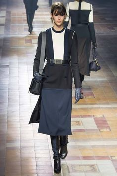 Lanvin, Осень-зима 2015/2016, Ready-To-Wear, Париж